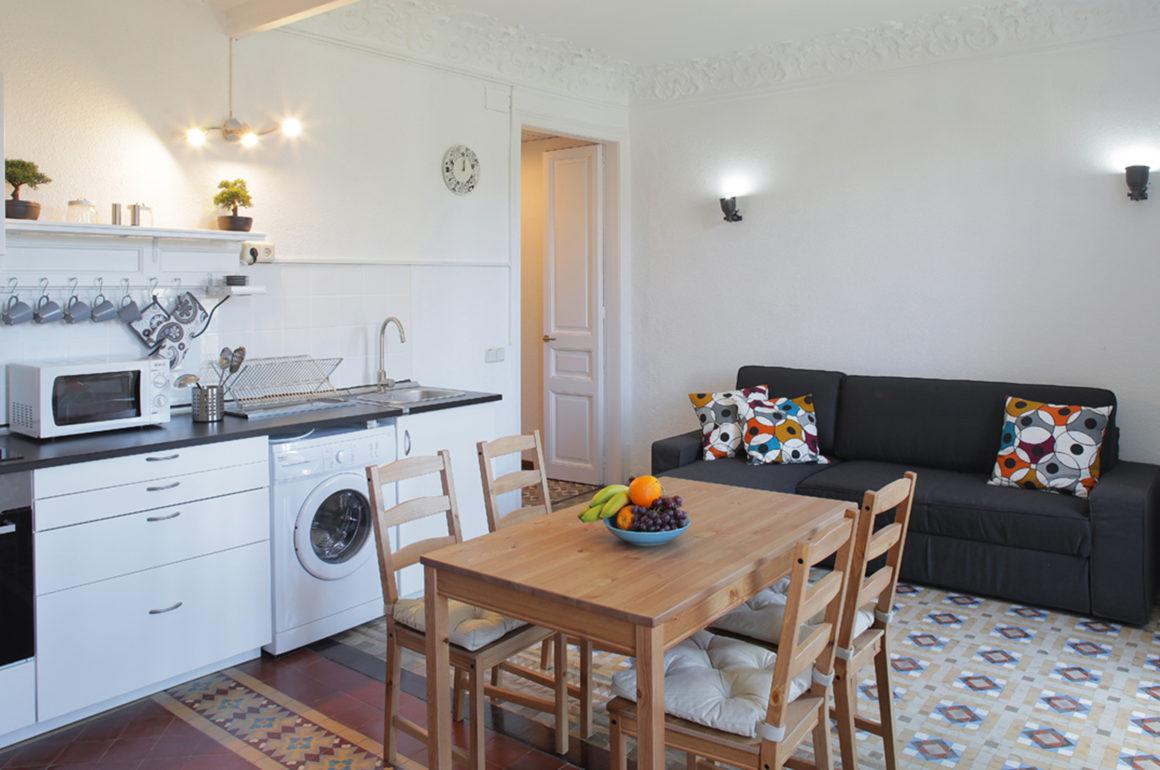 Апартаменты Комфорт: на 5 человек